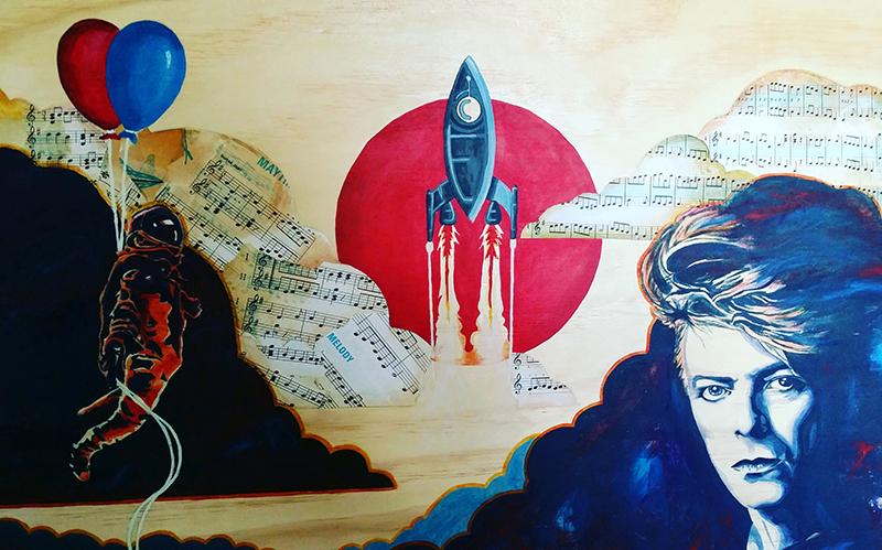David Bowie – A Space Oddity